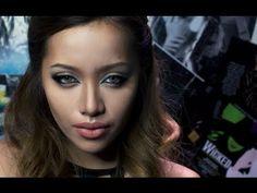 Angelina Jolie Makeup Tutorial.  This is INSANE!