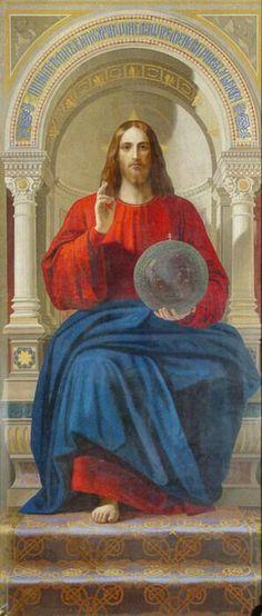 Jesús Rey del universo, ten compasión de nosotros.