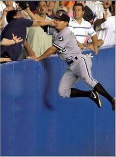 Baseball Fan Punches Player