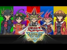 Yu-Gi-Oh! Legacy of the Duelist New PS4 and Xbox One Game https://www.youtube.com/watch?v=Lmlk-jggkqk