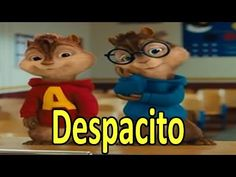 Ardillas - Despacito (Luis Fonsi)   Letra + Descarga - YouTube