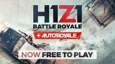 Damit ist H1Z1 also ab sofort kostenlos spielbar! - #H1Z1 #PvP #gaming #games #videospiele