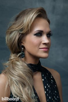 Carrie Underwood photographed by Austin Hargrave on May 18th at The MGM Grand Garden Arena in Las Vegas.