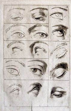 Figure Drawing: How to Draw Eyes