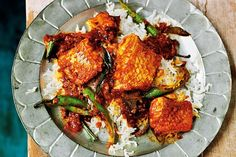 Rick Stein's perfect fish curry  http://www.bbc.co.uk/programmes/b036tzb0/features/fish-curry