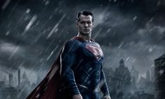 Henry Cavill as Superman in upcoming movie  June 2014
