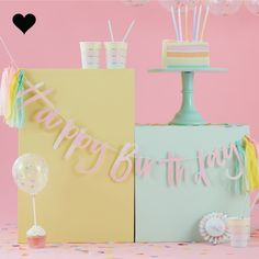 Pastel party collectie | Ginger Ray | Jetjesenjobjes.nl