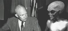 Eisenhower's Meetings With Extraterrestrials Are Only The Tip Of The Iceberg