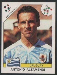 Antonio Alzamendi - Uruguay