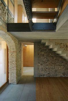 stefano pujatti architetti / elasticospa, san quirino Treppen Stairs Escaleras repinned by www.smg-treppen.de #smgtreppen