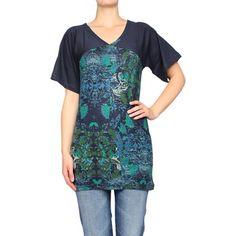 Tuniken Desigual - Damen Tunika Multicolor 103.90 €
