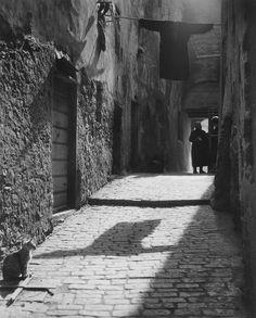 Michael Wolgensinger. Capoliveri, Elba, Italy, 1955.