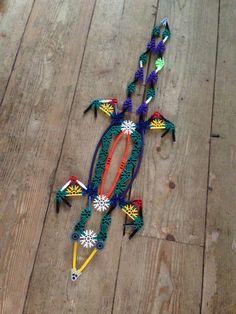 Salamander knex