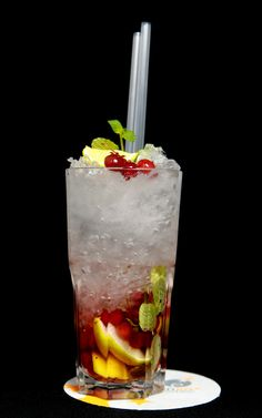 Este refrescante trago te espera en enjoy Pucón.
