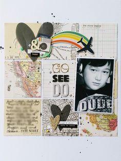 GO SEE DO by scissorsglue_paper at @studio_calico