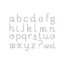 alphabet digital stamp - Buscar con Google