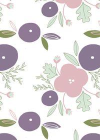Floral Patterns - Nancy Straughan Printed Textiles
