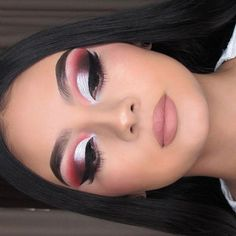 #Repost @bellacobian ・・・ Superr up close on my makeup today I lovee it especially my eyes ✨I used @juviasplace #thesaharanpalette ❤️ Lips I used ABH liquid lipstick in stripped Brows ABH dipbrow in medium and dark brown