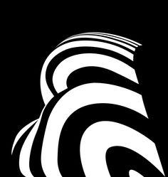 Zebra 06, 1988, Francis Giacobetti, reconnu comme l'un des plus grands photographes contemporains, récipiendaire de prestigieux prix de photographie et de direction artistique, nous présente une série mythique, ZEBRAS (ou Optic Stripes). Des nus vêtus d'ombres. Des corps dévoilés par la lumière. Un jeu magistral d'éclairages qui dessinent des formes sculpturales.