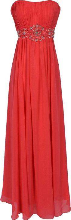 Coral bridesmaid dress .. I love it!! http://www.fiestaformals.com/homecoming-dresses/by-color/orange-dresses/fiesta-fashion-90075.html