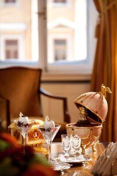 Grand Hotel Europe, St. Petersburg