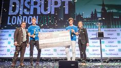 And The Winner Of TechCrunch Disrupt London 2015 Is…Jukedeck