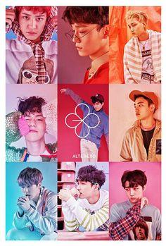 Lucky one EXO,walpaper Baekhyun Chanyeol, Exo Kai, Exo Lucky One, K Pop, Exo Group, Exo Concert, Exo Album, Exo Official, Exo Lockscreen