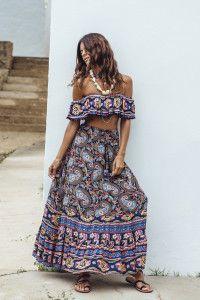 Abiti Eleganti Hippie.Pin Di Mary Queen Su Zafir Abiti Hippie Idee Vestito