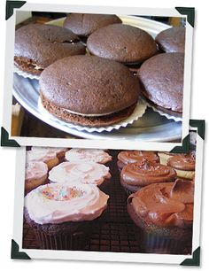 Whoopie pies Two Fat Cats Bakery Portland Maine