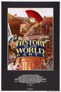 History Of The World Part I Movie Poster 24Inx36In Poster