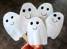 The Colored Ghosts