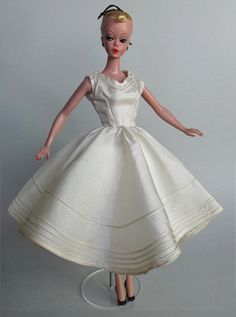 "Vintage 11"" Bild Lilli doll with dress/prototype from Hausser!!"