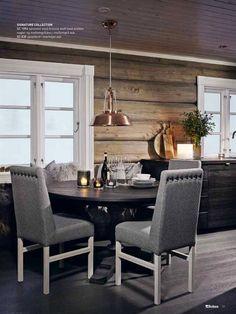 Tilbudskatalog fra Bohus Decor, Furniture, Cottage, Dining, Dining Table, Home Decor, Cottage Kitchen, Kitchen Dining, Home And Living
