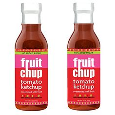 Fruitchup Paleo Ketchup, Whole30, Gluten Free, No Added Sugar, 13 oz Bottle (2-Pack) * See this great product. (This is an affiliate link) #KetogenicDietForBeginners