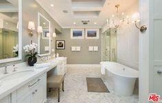 Million dollar bath
