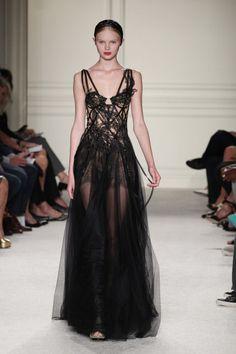 The Prettiest Dresses From New York Fashion Week Spring 2015 - Naeem Khan  Newyorská Móda e6071df008