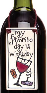 Every day is Winesday for me.  Beso de Vino