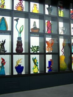 Chihuly glass - Tacoma by elise