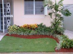 decoracion de jardines interiores pequeños