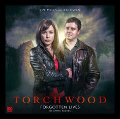 Big Finish Audio Torchwood 1.3. Forgotten Lives