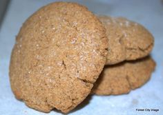 Soft Molasses Cookies - Wonderfully Made and Dearly Loved