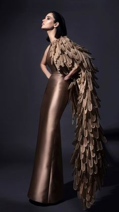 Jean-Louis Sabaji Spring-summer 2018 Couture www.c 2019 Jean-Louis Sabaji Spring-summer 2018 Couture www.c The post Jean-Louis Sabaji Spring-summer 2018 Couture www.c 2019 appeared first on Vintage ideas. Fashion Week, Fashion Art, Runway Fashion, Trendy Fashion, High Fashion, Fashion Show, Womens Fashion, Fashion Design, Fashion Fabric