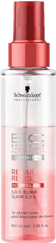 Schwarzkopf Professional BC Hairtherapy Cell Perfector Repair Rescue Reversilane S. Cure, Schwarzkopf Professional, Cosmetology, Barware, Hair Care, Water Bottle, Hair Color, Gray Hair, Colours