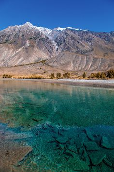 Argut River, Altai, Russia. Altai is a Russian republic in southern Siberia whose terrain encompasses the Altai Mountains and surrounding tundra, alpine meadows and thousands of lakes. Most of the republic is protected as biodiverse reserves, which shelter diverse wildlife like snow leopards and Argali mountain sheep. Among its natural landmarks are twin-peaked, 4,506m Mt. Belukha and expansive Lake Teletskoye. (V)