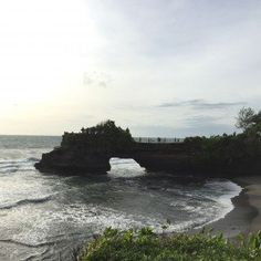 Tanah Lot Temple - vista
