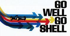 Auto Neurotic Fixation: Shell Posters - Frank Eidlitz, 1964
