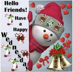 Good morning my friend hope you have a wonderful Wensday.