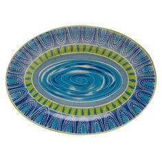 Tapas Large Oval Platter - Overstock™ Shopping - Great Deals on Certified International Serving Platters/Trays