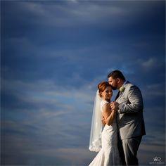 Saratoga National Fall Wedding – © Matt Ramos Photography