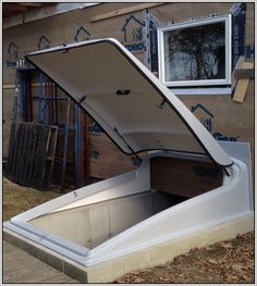 And Access To The Basement Only When You Need It Yard Projects Pinterest Basements